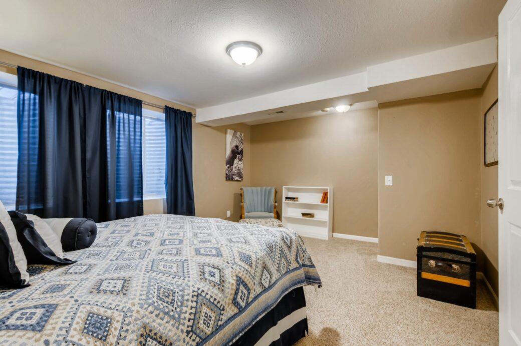 25 Lower Level Primary Bedroom