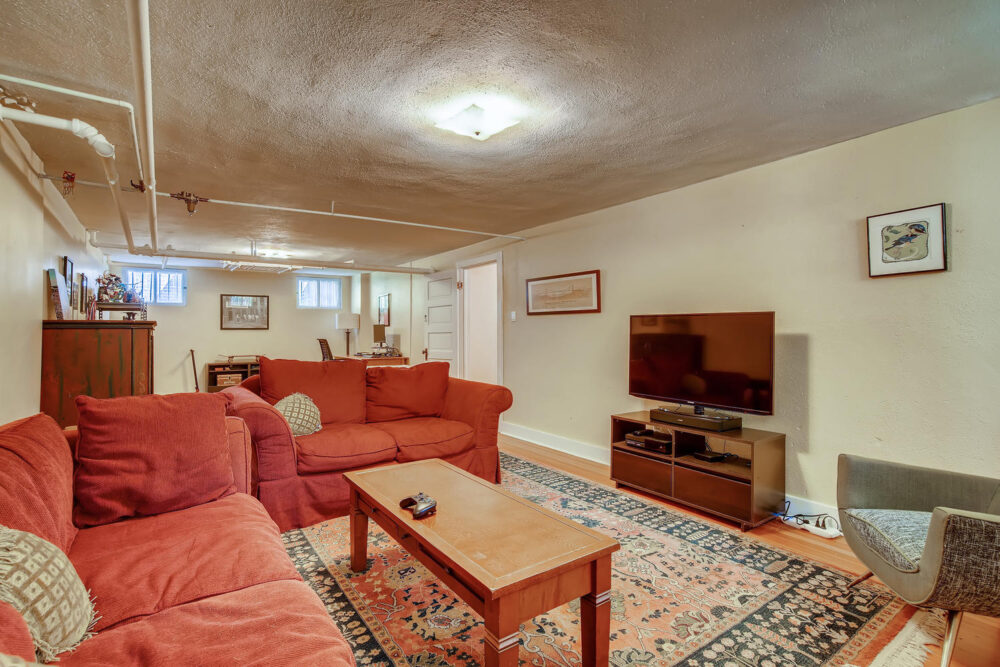 2500 Bellaire St Denver CO-large-023-020-Lower Level Recreation Room-1500×1000-72dpi