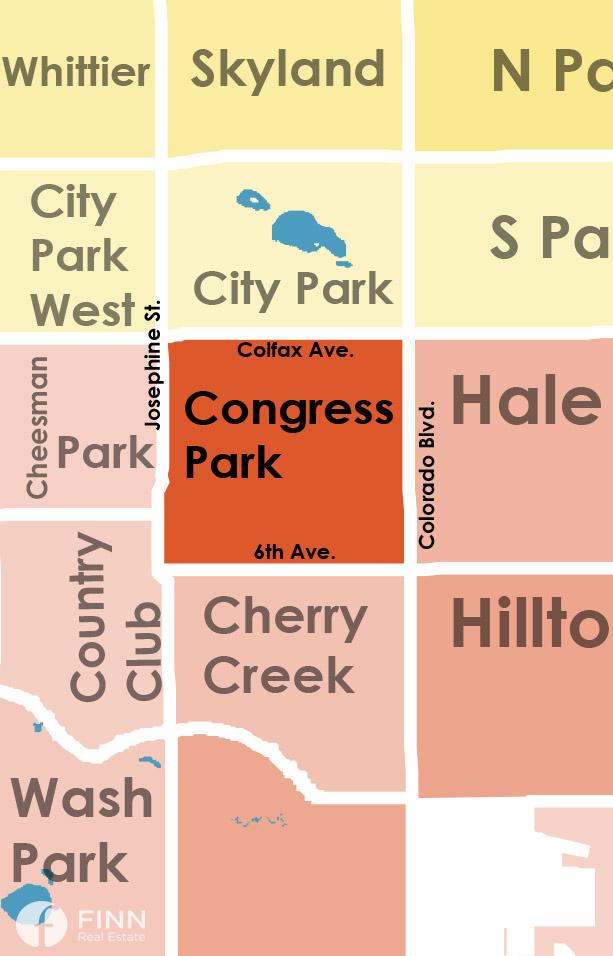 CJV-Real-Estate-Patrick-Finney-Denver-Congress-Park-Map