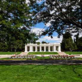Cheesman Park Neighborhood Denver